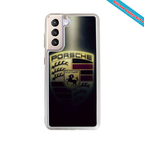 Coque silicone Huawei P40 Lite Fan de Rugby Castres Destruction