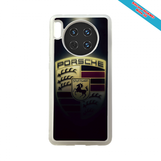 Coque silicone Iphone XS MAX Fan de Rugby Clermont Destruction