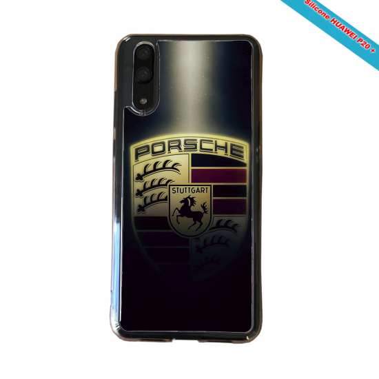 Coque silicone Galaxy A10 Fan de Rugby Clermont Destruction