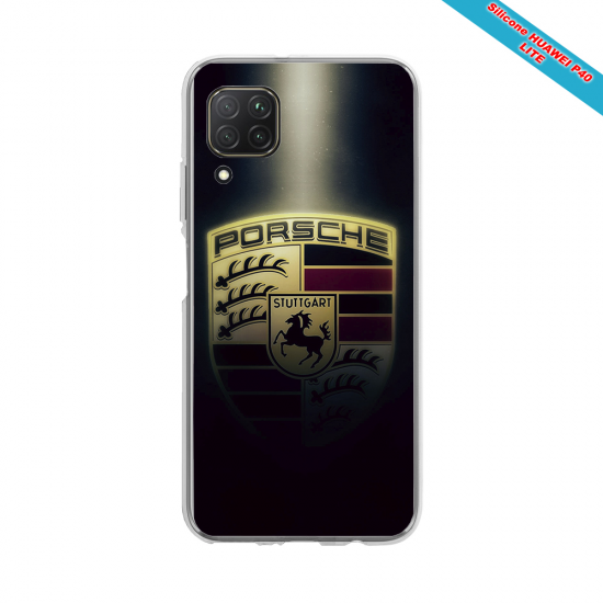 Coque silicone Galaxy A30S Fan de Rugby Clermont Destruction