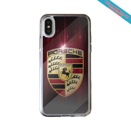 Coque silicone Galaxy J5 2016 Fan de Rugby Clermont Destruction