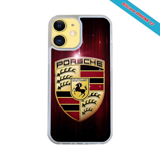 Coque Silicone Galaxy S6 EDGE Fan de Rugby Clermont Destruction