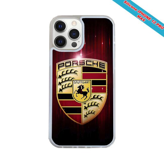 Coque Silicone Galaxy S7 EDGE Fan de Rugby Clermont Destruction