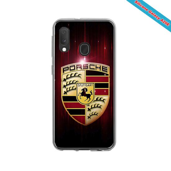 Coque Silicone Galaxy S9 verre trempé Fan de Rugby Clermont Destruction