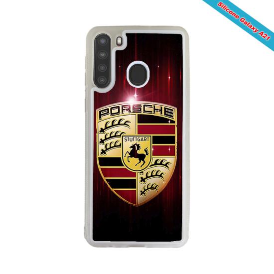 Coque Silicone Galaxy S9 PLUS Fan de Rugby Clermont Destruction