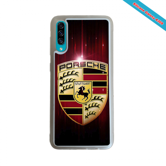 Coque Silicone Galaxy S10 Fan de Rugby Clermont Destruction