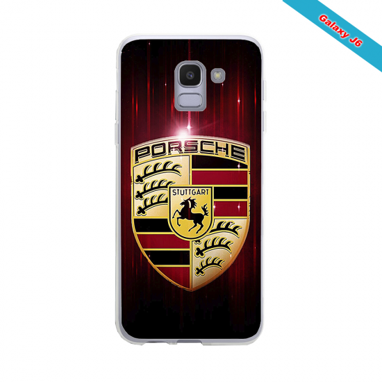Coque silicone Huawei Mate 10 Fan de Rugby Clermont Destruction