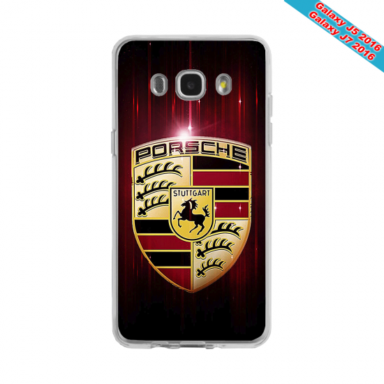 Coque silicone Huawei Mate 10 PRO Fan de Rugby Clermont Destruction