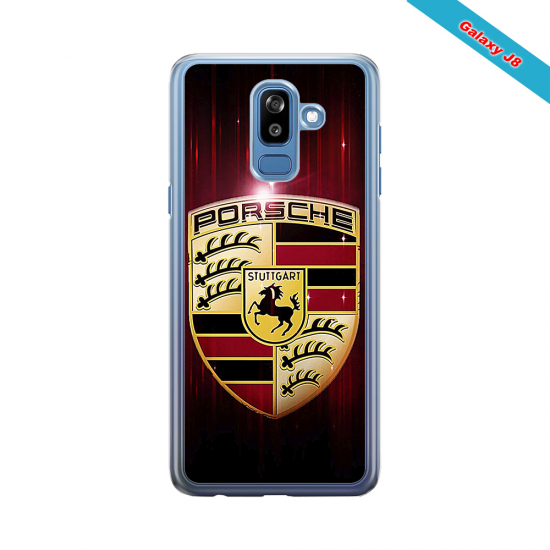 Coque silicone Huawei Mate 20 PRO Fan de Rugby Clermont Destruction