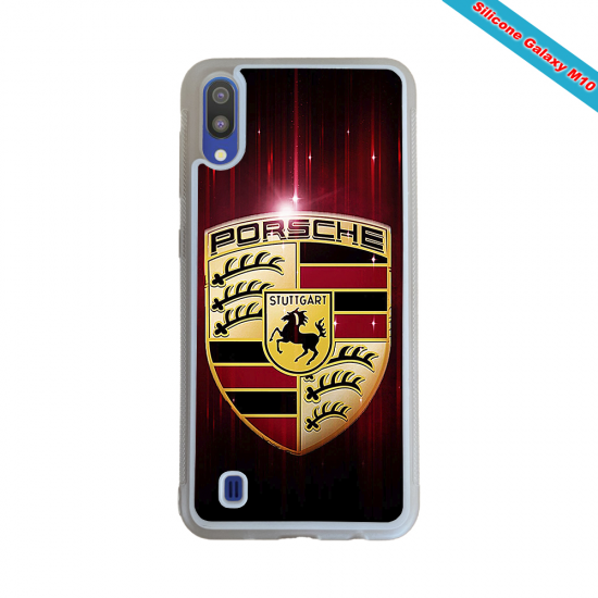 Coque silicone Huawei Mate 30 Fan de Rugby Clermont Destruction