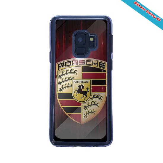Coque silicone Huawei P20 LITE 2019 Fan de Rugby Clermont Destruction