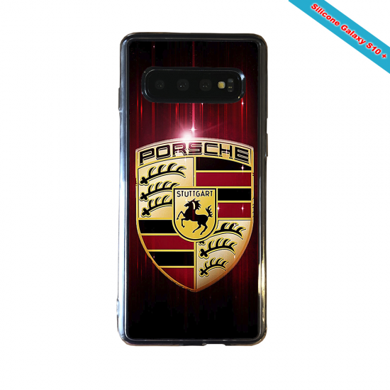 Coque silicone Huawei P40 Lite Fan de Rugby Clermont Destruction