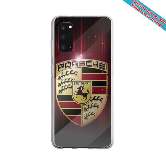Coque silicone Iphone 6 PLUS Fan de Rugby Lyon Destruction