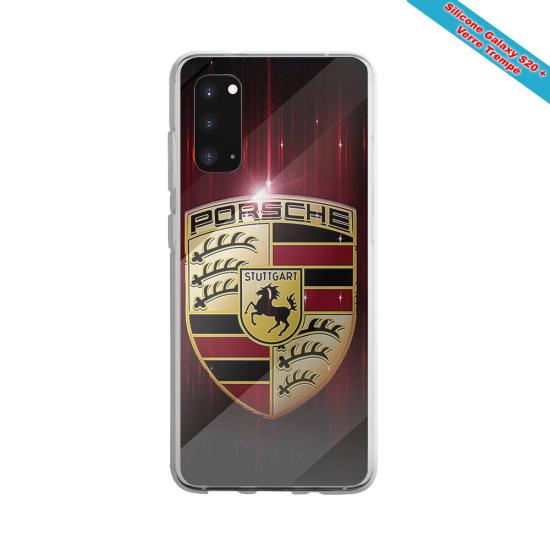 Coque Silicone iphone 7/8 Fan de Rugby Lyon Destruction