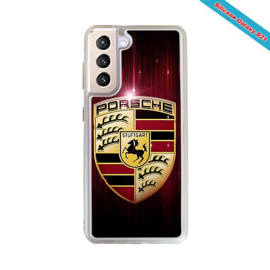 Coque Silicone iphone 7/8 PLUS Fan de Rugby Lyon Destruction