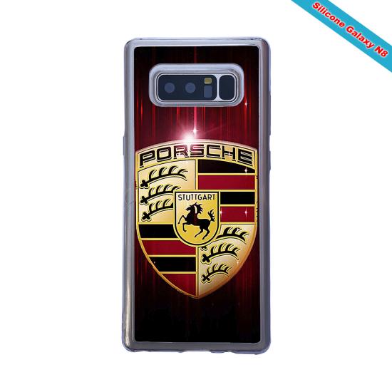 Coque silicone Iphone XR Verre Trempé Fan de Rugby Lyon Destruction