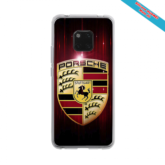 Coque silicone Iphone 11 Pro verre trempé Fan de Rugby Lyon Destruction