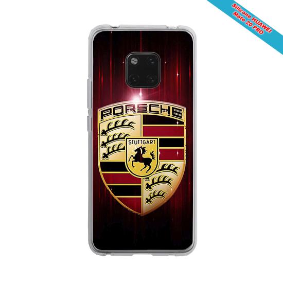 Coque silicone Iphone SE 2020 Fan de Rugby Lyon Destruction