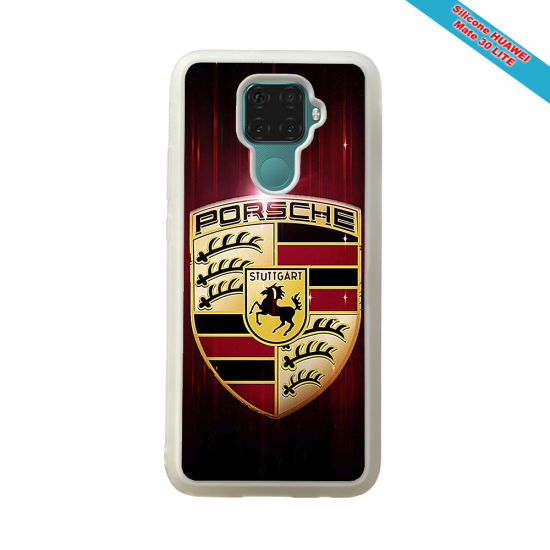 Coque silicone Iphone 12 Mini Fan de Rugby Lyon Destruction