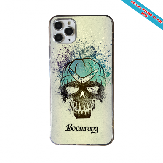 Coque iphone SE Fan de Ducati Corse version Graffiti