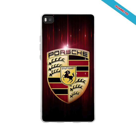 Coque silicone Iphone 12 Fan de Rugby Lyon Destruction
