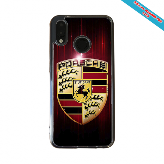 Coque silicone Galaxy A30S Fan de Rugby Lyon Destruction