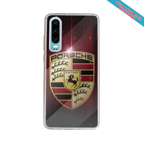 Coque silicone Galaxy A50 Fan de Rugby Lyon Destruction
