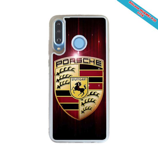 Coque silicone Galaxy A51 Fan de Rugby Lyon Destruction