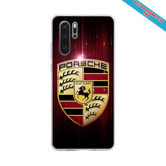 Coque silicone Galaxy A70 Fan de Rugby Lyon Destruction