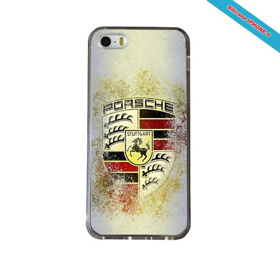 Coque silicone Galaxy J4 2018 Fan de Rugby Lyon Destruction