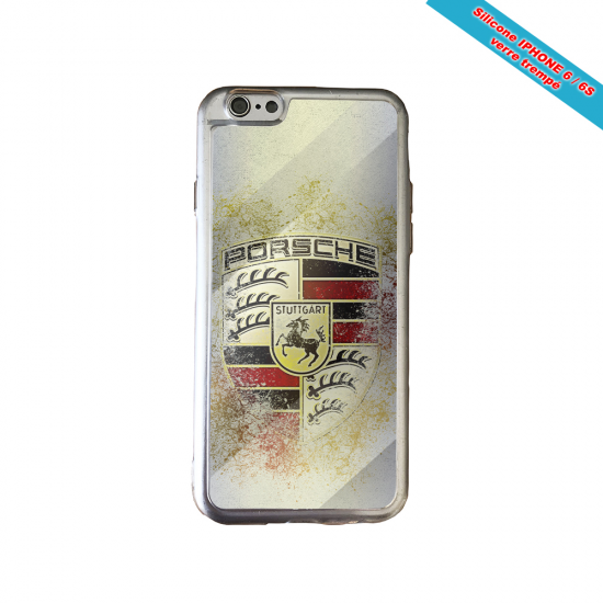 Coque silicone Galaxy J5 2016 Fan de Rugby Lyon Destruction
