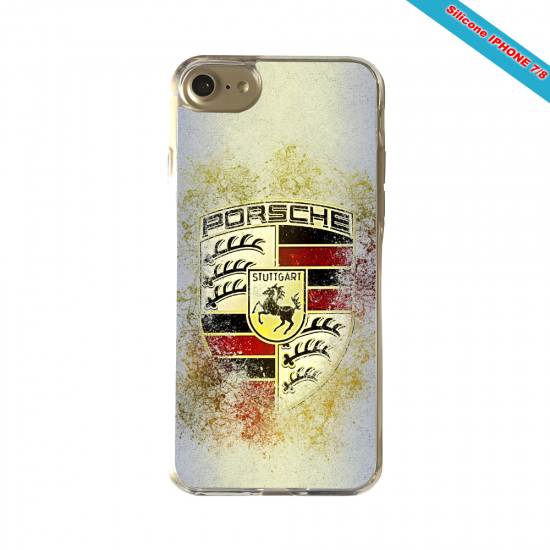 Coque silicone Galaxy J6 PLUS Fan de Rugby Lyon Destruction