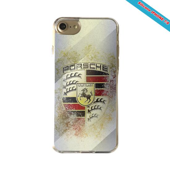 Coque silicone Galaxy J7 2016 Fan de Rugby Lyon Destruction