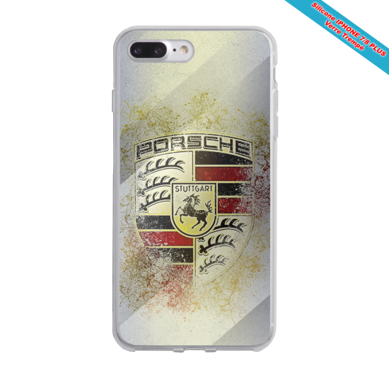 Coque silicone Galaxy J7 2018 Fan de Rugby Lyon Destruction