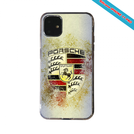 Coque Silicone Galaxy S7 EDGE Fan de Rugby Lyon Destruction