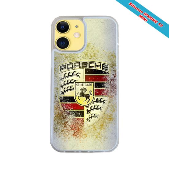 Coque Silicone Galaxy S9 PLUS Fan de Rugby Lyon Destruction