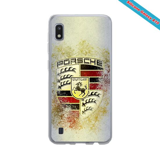 Coque Silicone Galaxy S10E Fan de Rugby Lyon Destruction