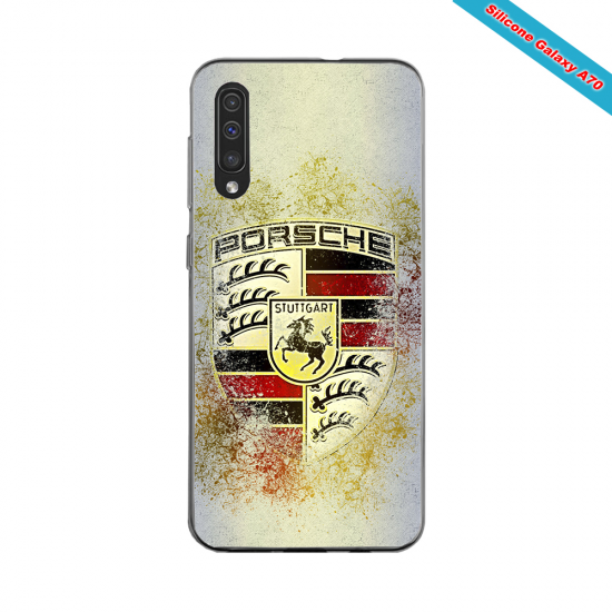 Coque Silicone Note 9 Fan de Rugby Lyon Destruction
