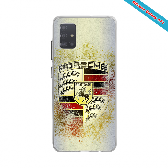 Coque Silicone Note 10 Fan de Rugby Lyon Destruction