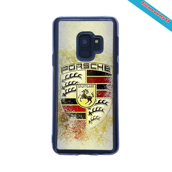 Coque silicone Huawei P40 Lite Fan de Rugby Lyon Destruction
