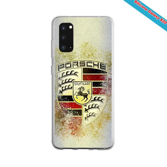 Coque silicone Iphone X/XS Fan de Rugby Montpellier Destruction