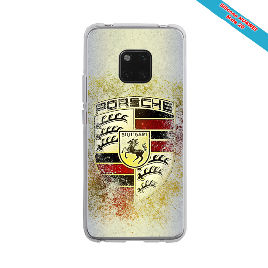 Coque silicone Galaxy A10 Fan de Rugby Montpellier Destruction