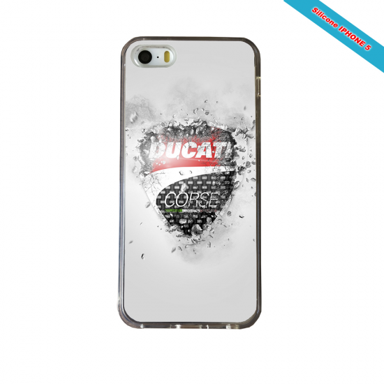 Coque silicone Galaxy J7 2017 Fan de Rugby Montpellier Destruction