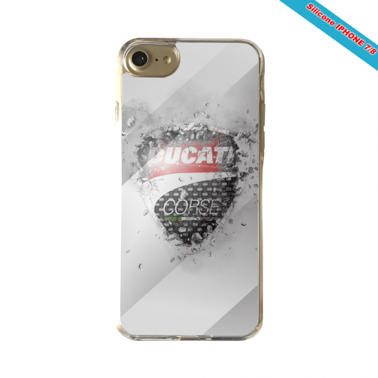 Coque Silicone Galaxy S6 Fan de Rugby Montpellier Destruction