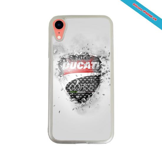 Coque Silicone Galaxy S8 PLUS Fan de Rugby Montpellier Destruction