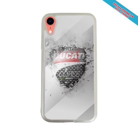 Coque Silicone Galaxy S9 Fan de Rugby Montpellier Destruction