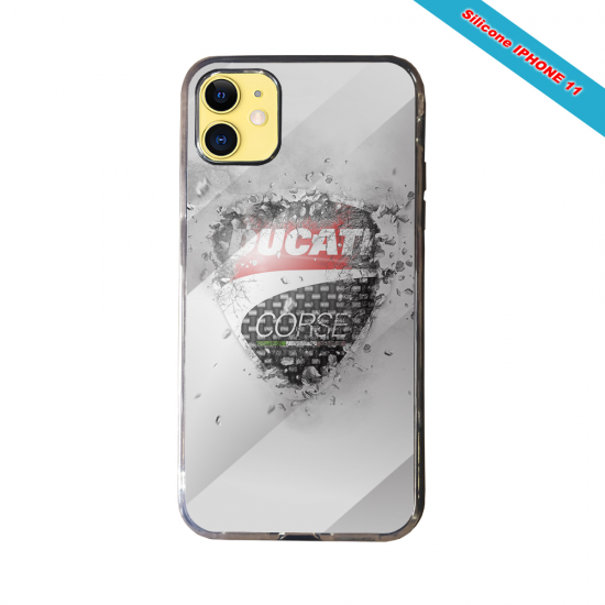 Coque Silicone Galaxy S10 Fan de Rugby Montpellier Destruction
