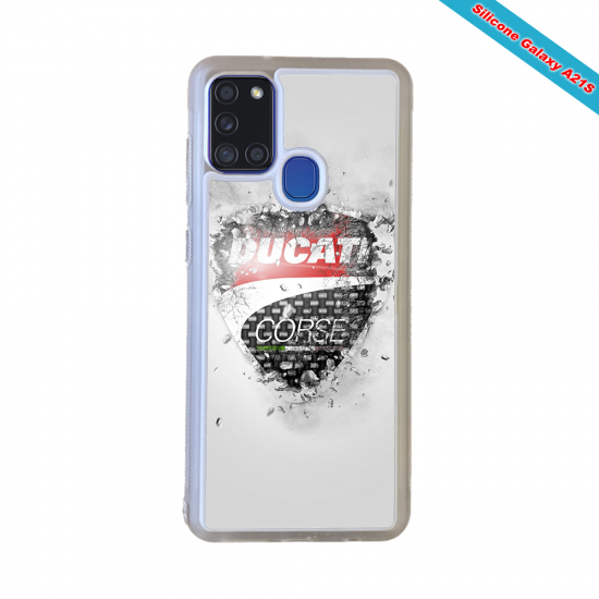 Coque Silicone Note 9 Fan de Rugby Montpellier Destruction