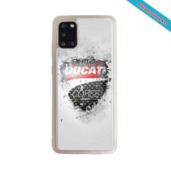 Coque silicone Huawei Mate 10 Fan de Rugby Montpellier Destruction
