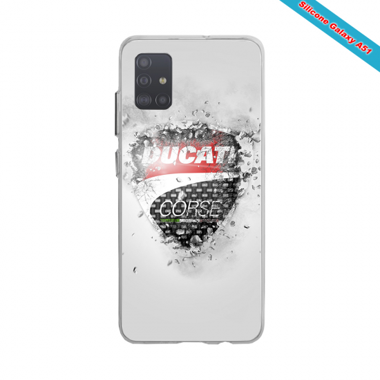 Coque silicone Huawei Mate 20 PRO Fan de Rugby Montpellier Destruction